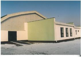 1997 - 1999 Zduńska Wola - the hall