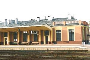 2013 PKP (залізничний вокзал) Каліш